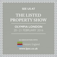 The Listed Property Show, Olympia, London 2016